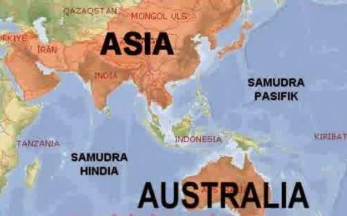 pengertian pengaruh letak geografis ndonesia