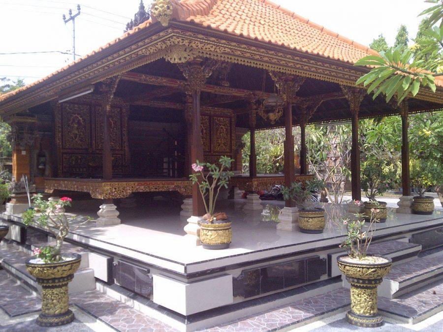 Rumah Adat Bali Contoh Jenis dan Fungsinya dengan Lengkap