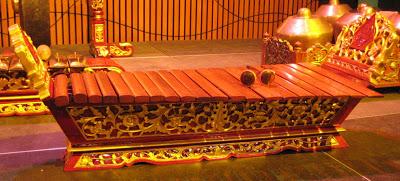nama nama alat musik gamelan